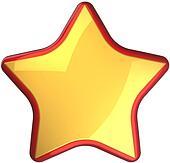Golden star vote best choice
