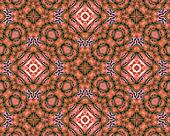 Million Prying Eyes Motif Background