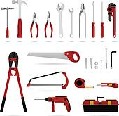 Hardware Tool Set Vector