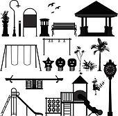 Children Playground Park Garden