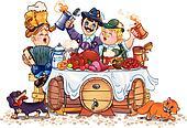 Oktoberfest festival