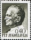 Marshal Josip Tito