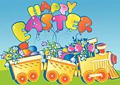 Easter train.