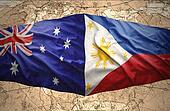 Philippines and Australia