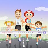 Marathon Family