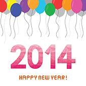 Happy new year 2014 card8