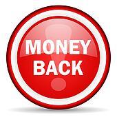 money back web icon