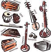 Harmonium Clip Art - Royalty Free - GoGraph
