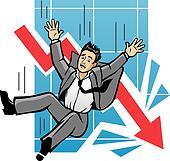 Falling Economy