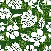 Aloha Friday Hawaiian Shirt Pattern