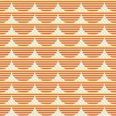 seamless columnar stripe pattern