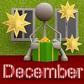 Stickman December