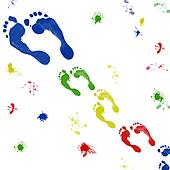 color footprint