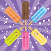 Happy Ice Pop