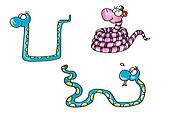 snakes, slither,