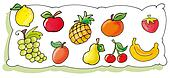 fruit shown