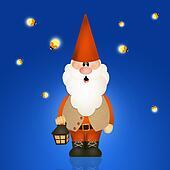 Funny gnome