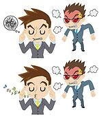 angry boss, attitude of subordinate