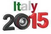 F1 Formula 1 Italy Grand Prix in Monza 2015