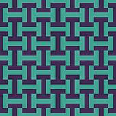 seamless 80s I bar pattern
