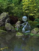 Japanese Water Spirit