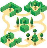 Garden designs set-1