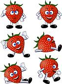 strawberry cartoon