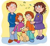 family, divorced
