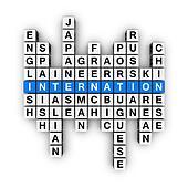 languages crossword