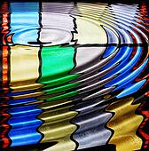 Glass ripple