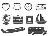 Tourism, vacation and travel