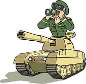 General in battletank
