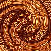 mixed chocolate swirl