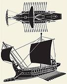 The Ancient Greek Ship