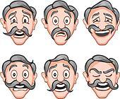 facial expressions 7