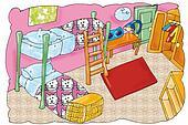 orderly room