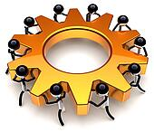 Teamwork business process