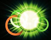 Ring burst