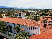 Roof Top View Santa Barbara