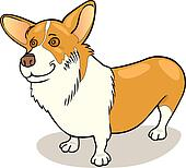 Image result for corgi dog clipart