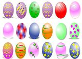 eggs on white no yolk