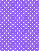 Jpg. Purple Background Polka Dots
