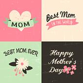 Mother's Day Greeting Cards Collect