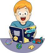 Astronomy Kid
