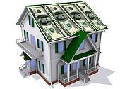 Dollars on house