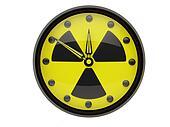 Clock nuclear apocalypse.