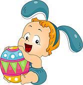 Baby Easter Egg