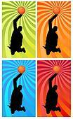 color basketball 1