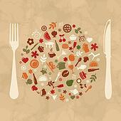 Vintage Restaurant Design