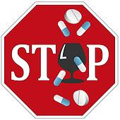 Stop Alcohol with Drugs